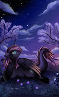 <b>Comm: Starry Night</b><br><i>pridark</i>