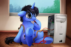 Comm: How I fix that by pridark