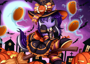 Comm: Pancake Witch
