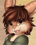 Portrait Comm: Bunny