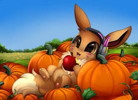 <b>Comm: Pumpkin Patch</b><br><i>pridark</i>