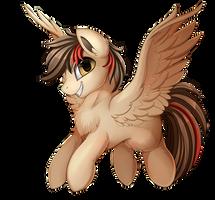 Comm: Fappy Flying by pridark