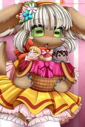 Easter Nanachi by pridark