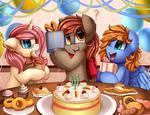Comm: May Birthdays