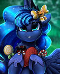 Luna October Happiness