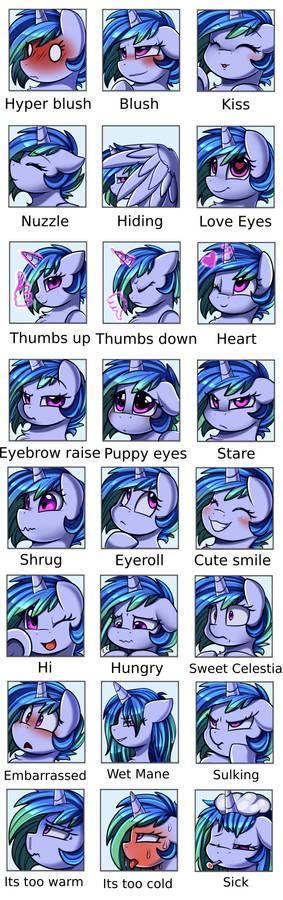 Emotions meme: Midnight Symphony