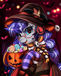 YCH Halloween Open: Cinnabyte