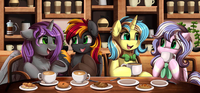 Comm: Coffee Time