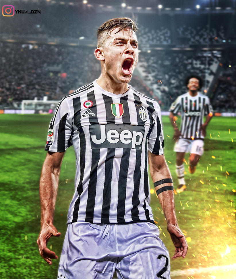 Paulo Dybala by Atilxeal on DeviantArt
