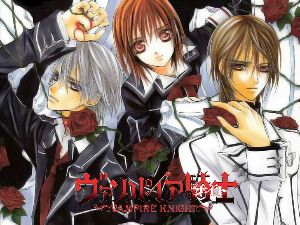 vampire knight wallpaperprincessfan on deviantart