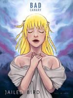 Canary Album Poster by liujuin