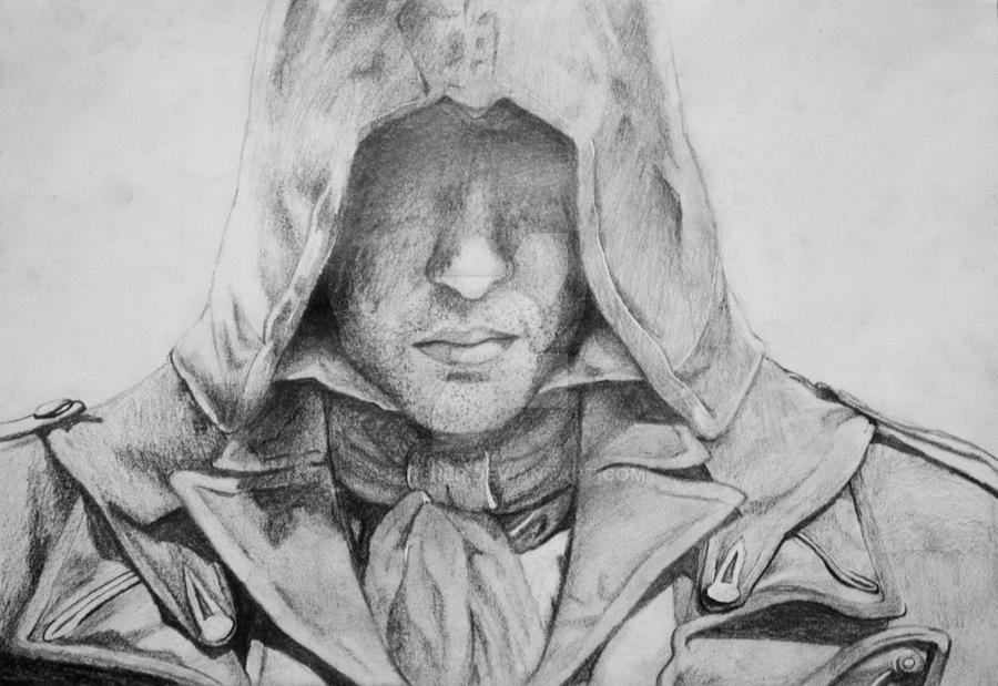 Arno Victor Dorian (Assassin's Creed Unity) by VickerLP