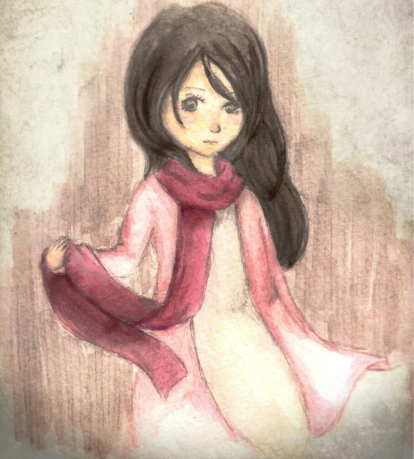 Mikasa by Kyasuni