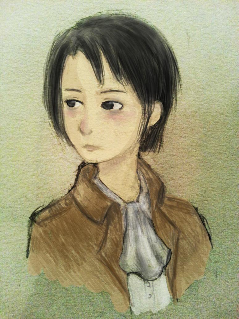 Fem! Levi by Kyasuni