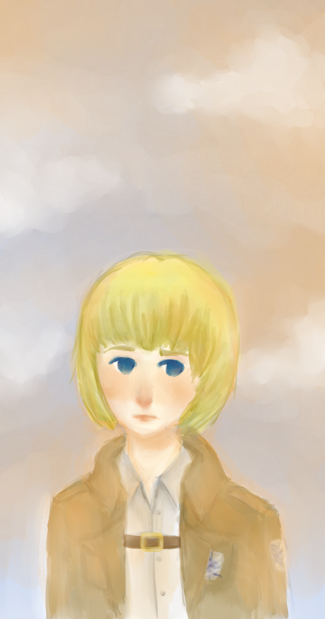 faded skies by Kyasuni