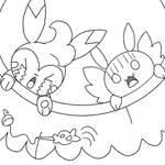 cheri and cherry go fishing