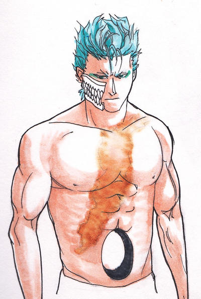 Grimmjow by Walis