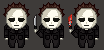 Michael Myres Pixel Art by DioDee
