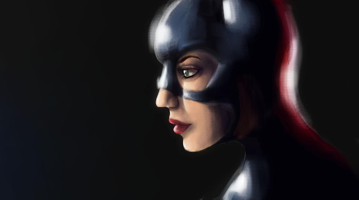 Catwoman HD'd by MethylKy06