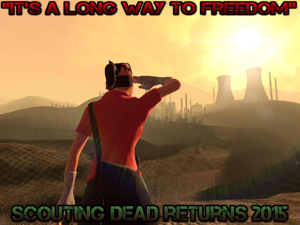 The Scouting Dead Promo Pic 1 by saurus10