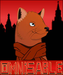 Omnisable's badge for RusFurence 2015