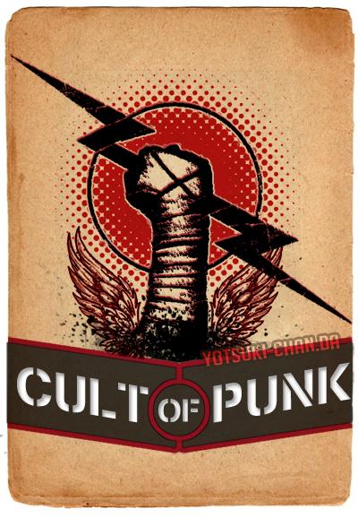 Cult of Punk by Yotsuki-Chan