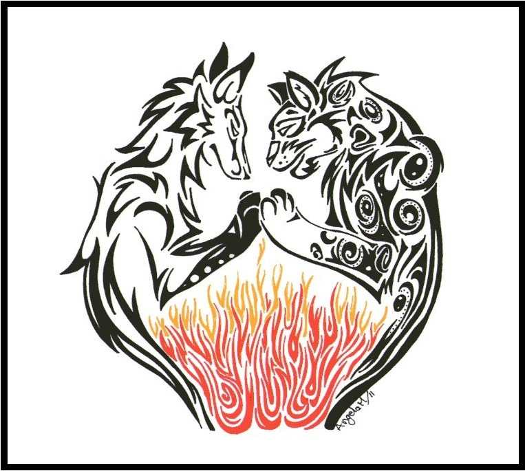 calor de amor by Dark-Unicor