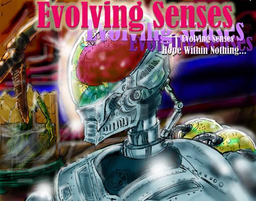 Coverart Senses color