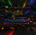 Platina C4d Pack 10