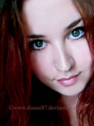 Doll by dianar87