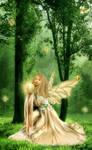 Earth Fairy by dianar87