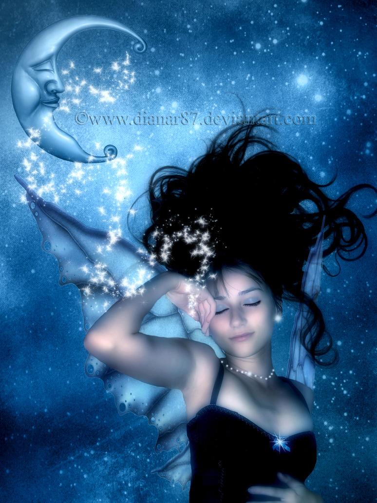 Good Night Moon by dianar87