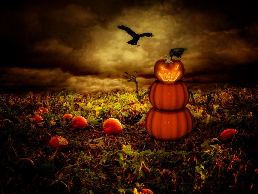Halloween Night 2010 by dianar87