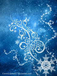 Blue Winter by dianar87