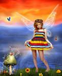 Summer Fairy by dianar87