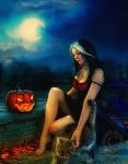 All Hallows' Eve by dianar87