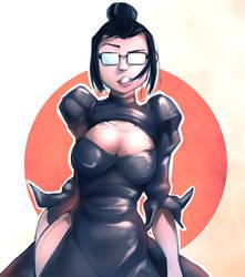 Sonia as 2B by Nazota