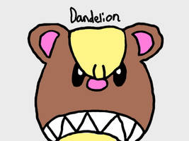 Dandelion the Yungoos by JessicaPedley