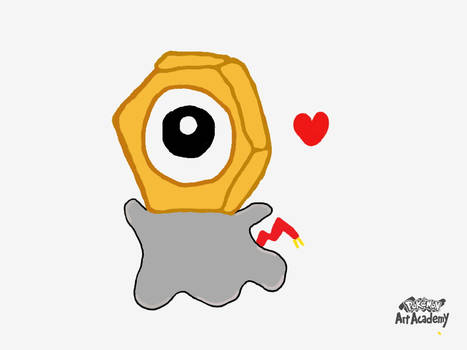 Such A Cute Nut (Meltan)