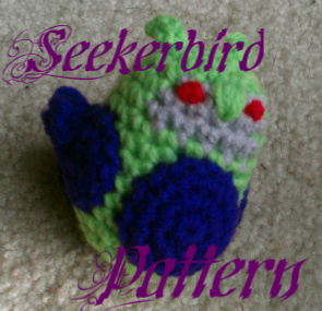 Seekerbird Crochet Pattern by Coralle