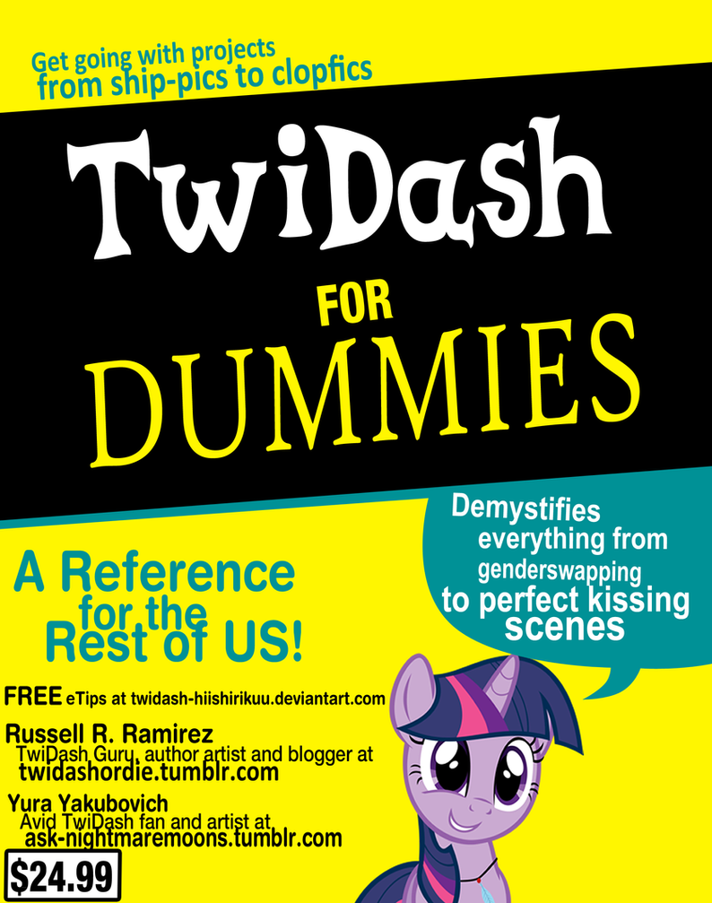 TwiDash For Dummies by YourFavoriteSenpai