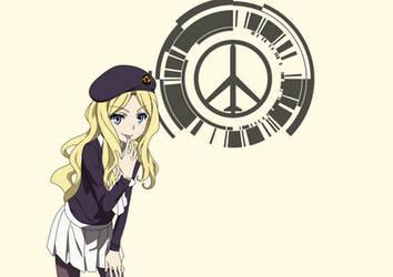 Peace Walker by YourFavoriteSenpai