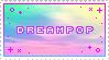 Dreampop Stamp by Aeonae