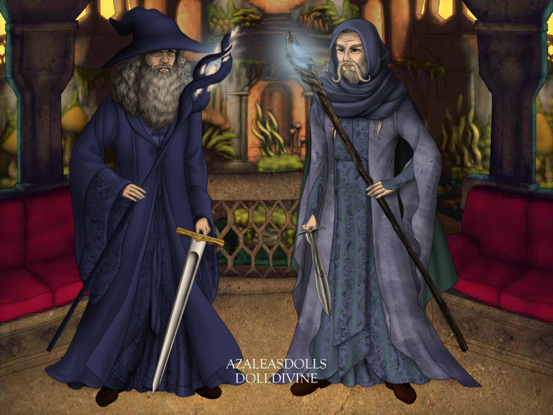 blue wizards by darthcrotalus on deviantart