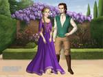 Rapunzel and Flynn Rider (2)