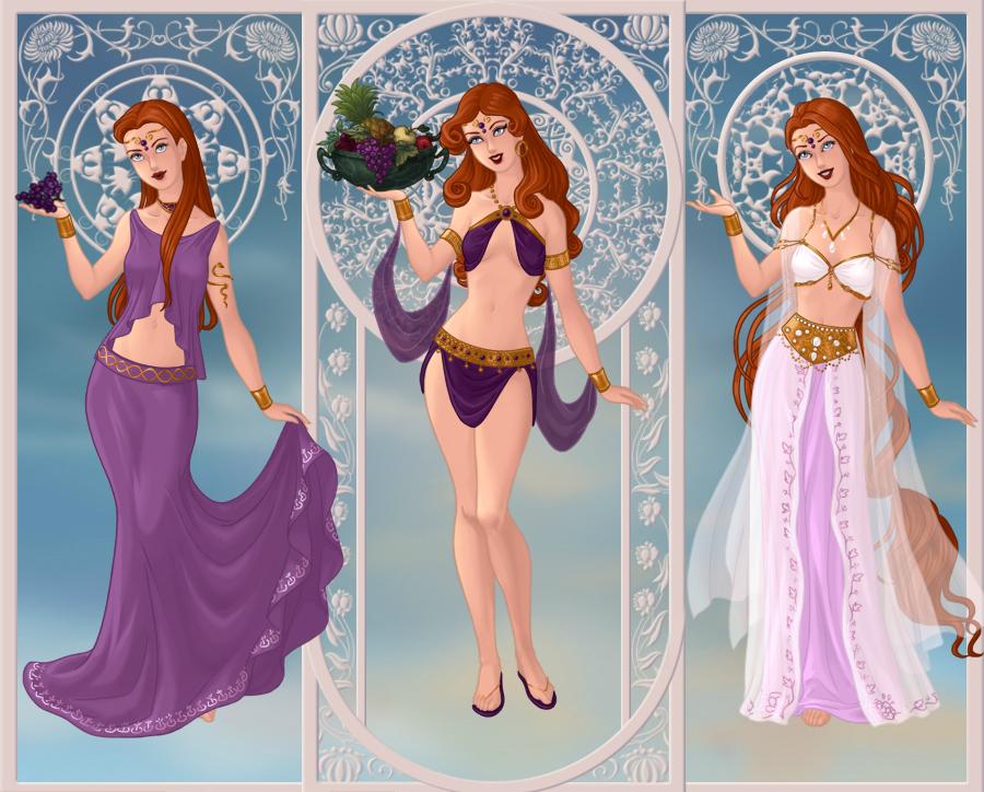 Ariadne (2) by DarthCrotalus