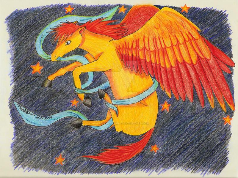 Pegasus by GuardianKitsune