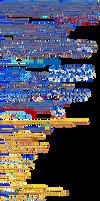 Sonic/Super Sonic TCH Palette Sheet w/Glow(Update)