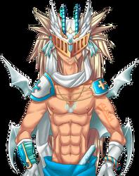 Gaia freeb: Quail Knight by Galactic-Rush