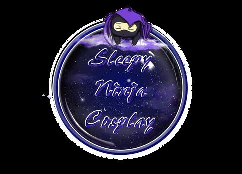 Sleepy Ninja Cosplay Logo